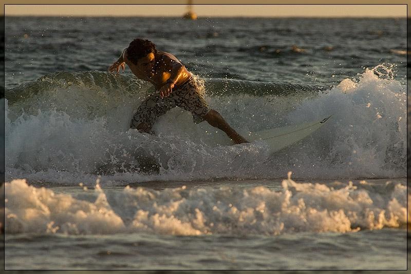 Salvador Surfing