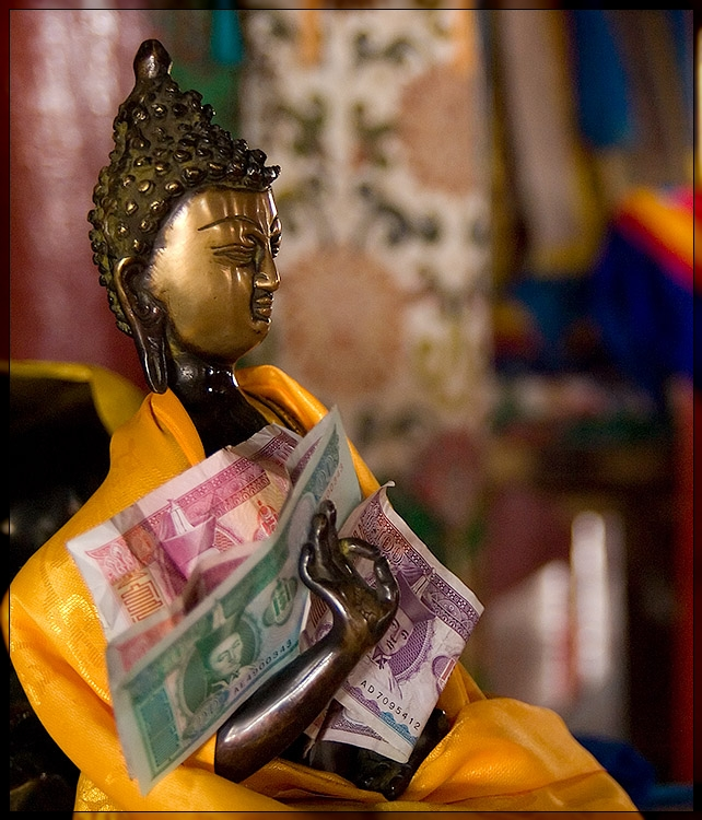 Amarbayasgalant Monastery - C Ookkay !